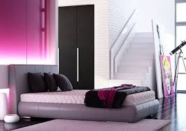 Pink And Black Bedrooms Pink And Black Interior Ideas 5 Cool Hd Wallpaper
