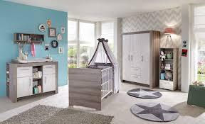 babyzimmer grau wei 4 tlg babyzimmer in esche grau nachbildung und scandic wood weiß