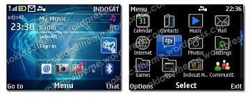 udjo42 themes for nokia c3 udjo42 high quality nokia themes bluberry