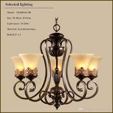 Country Style Chandelier 2017 Island Country Vintage Style Chandeliers Flush Mount Ceiling