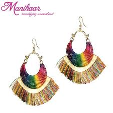 feather earrings online india what type of earrings are in trend quora