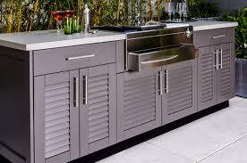 marine grade polymer outdoor cabinets awesome marine grade polymer outdoor kitchen cabinets interior design