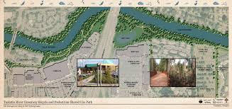 Forest Park Map Portland by Tualatin River Greenway Trail Project The City Of Tualatin