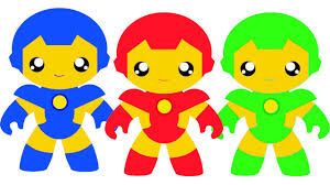 iron man paint colors how to teach colours to preschoolers