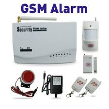 wireless gsm alarm systems burglar alarm systems home security