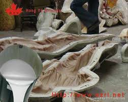 molding rubber silicone for garden statue mold hy638 630 hong