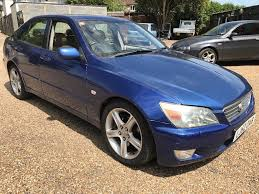 lexus is200 wide body kit lexus is200 se 1988cc petrol automatic 4 door hatchback 52 plate