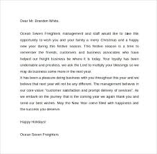 sample thank you for your business letters u2013 7 samples examples