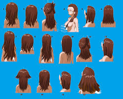 medium length hairstyles front and back with bangs medium length hair styles by mmdxdespair on deviantart