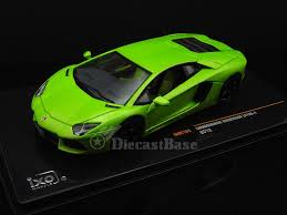 Lamborghini Gallardo Lime Green - ixo moc155 1 43 lamborghini aventador lp700 4 2012 lime green ixo mode