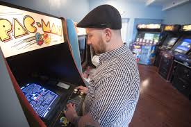 barber shop arcade opens on central ave news fosters com