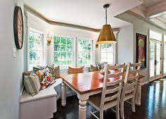 Bay Window Seat Kitchen Table by Bay Window Kitchen Nook Kitchen Bay Window Seat Design Ideas