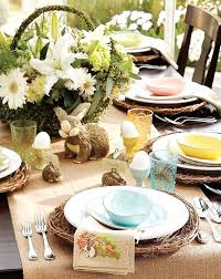 Easter Dinner Decor Ideas by Top 16 Easter Table Designs With Bunny U2013 Easy Interior Decor For