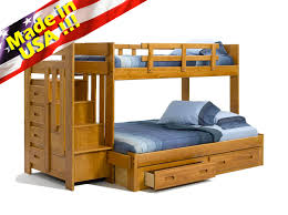 Solid Wood Bedroom Furniture Made In America Roundhill Furniture