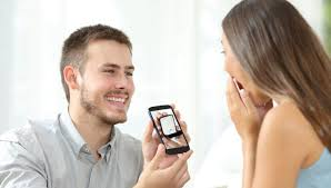 where to buy engagement rings the new way millennials buy engagement rings