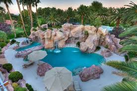 Backyard Pool With Lazy River 5 Backyard Pools That Will Blow Your Mind Redfin Real Estate
