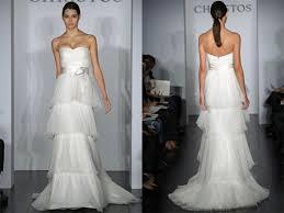 america ferrera u0027s christos wedding dress preowned wedding dresses