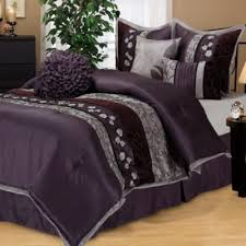 Wine Colored Bedding Sets Buy Purple Comforter Set From Bed Bath Beyond