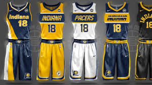 jersey design indiana pacers these fan made nba jerseys are so much better than the real ones