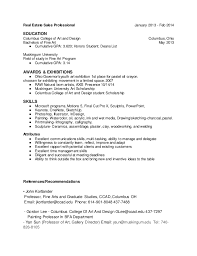 Awards On Resume Example Sle Resume With Gpa 28 Images Trainee Project Manager Resume