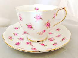 vintage china with pink roses pink roses royal albert bone china vintage teacup