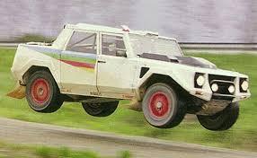 raging bull 1987 lamborghini lm002 rally drivetribe