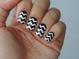 black and white nail art designs buzfr