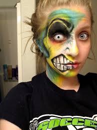 mosterish facepaint two by kyleegreider on deviantart makeup