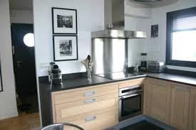 cuisine en bois gris étourdissant cuisine bois gris et deco cuisine bois et blanc gallery