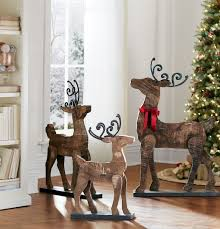 Christmas Decorations Reindeer by Best 25 Reindeer Ideas On Pinterest Where Is Lapland Reindeer