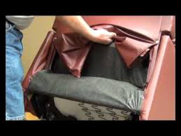 How To Disassemble Recliner Sofa How To Remove A Back On A Best Home Furnishings Recliner