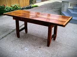 furniture 97 elegant simple diy wood rectangle dining table