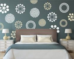 bedroom wall stickers vinyl wall decals beautiful self adhesive by trendywalldesigns