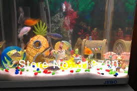spongebob aquarium decorating kit 1000 aquarium ideas 1000