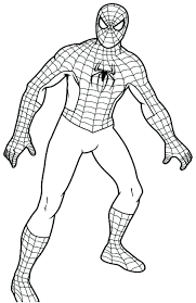 coloring pages spiderman coloring pages spiderman coloring pages