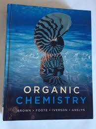organic chemistry 6th edition brown foote iverson anslyn