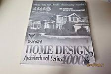 Punch Home Design 4000 Free Download Punch Home Design Architectural Series 4000 Home Design Ideas
