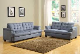 Grey Sofa Living Room Decor by Popular Blue Gray Sofa With Homelegance St Charles Sofa Set Blue