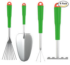Gardening Tools Amazon by Amazon Com Wild And Green Gardening Tools 4 Piece Set Includes A