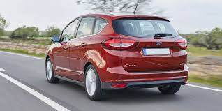ford focus c max boot space ford c max review impressive mpv is to drive and practical