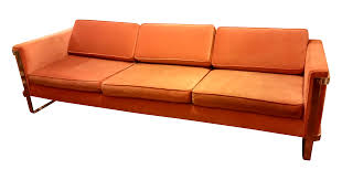 Curved Sofa For Sale by Sofa Design Reserved Vintage Milo Baughman Minimalist By