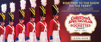 radio city christmas spectacular tickets 2016 christmas spectacular starring the radio city rockettes