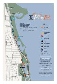 Chicago Marathon Map Turkey Trot Chicago 5k U0026 8k