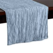 ice blue table runner buy ice blue table runner from bed bath beyond