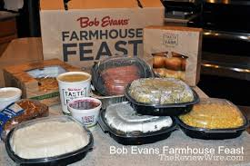 bob farmhouse feast fully cooked meals to go meals to go