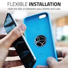 amazon com wuteku ultraslim magnetic cell phone holder
