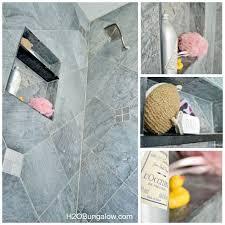 Small Bathroom Ideas Diy Creative Small Bathroom Remodel With Slate And Glass Tile Hometalk