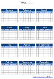 printable calendar year on one page yearly printable calendar roberto mattni co