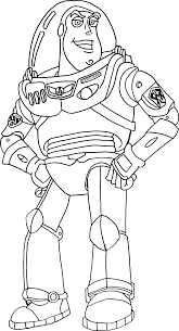 how to draw buzz from toy story easy alltoys for