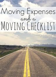 To colorado on a budget a moving checklist